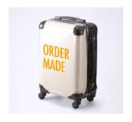 オーダーメイドスーツケースCR-A02H