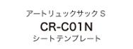 オーダーメイドスーツケースCR-C01N テンプレート
