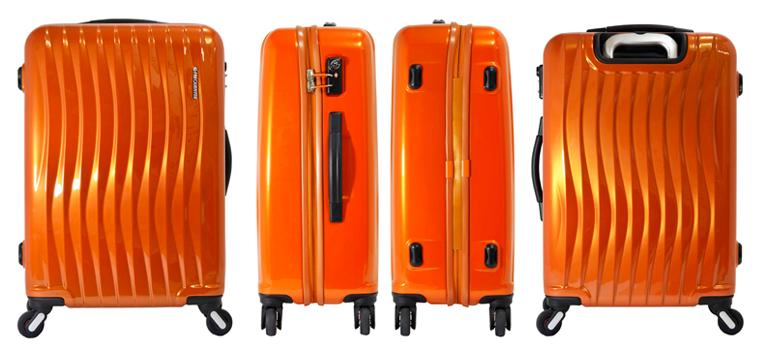 超静音スーツケース 本体ボディ