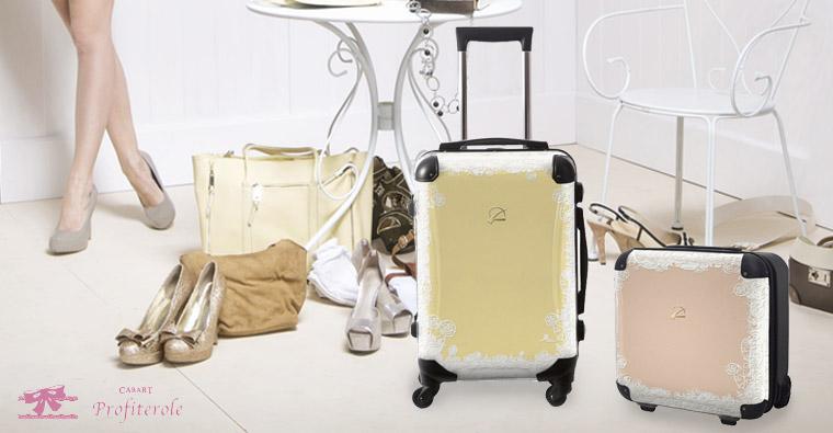 プロフィトロール スウィートスーツケース